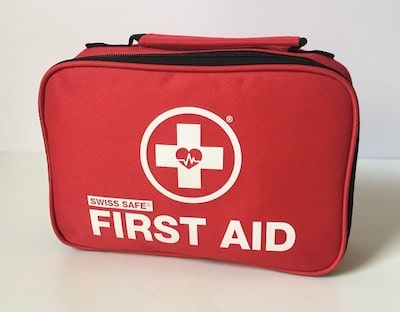 Babysitting First Aid Kit